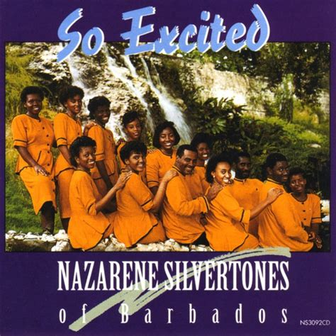 Nazarene Silvertones of Barbados - Who Put the Tears In