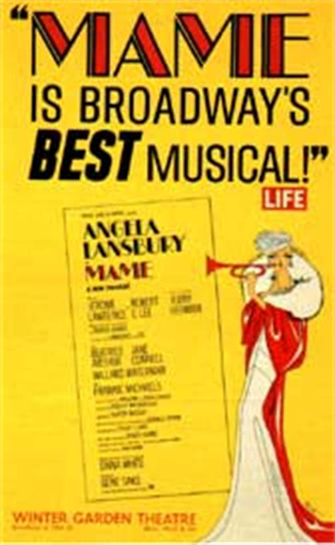 Mame (Jerry Herman) - The Guide to Musical Theatre