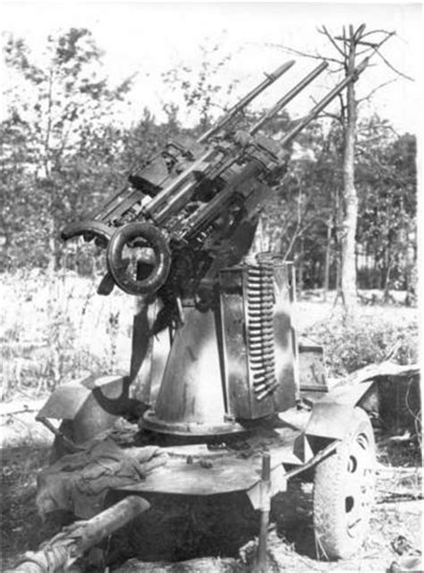 German Forces - Drilling MG 151
