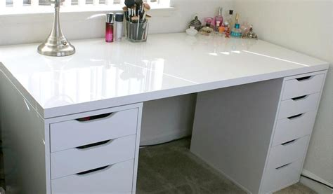 Dupe for Ikea Alex Drawers Best Makeup organizer Ideas