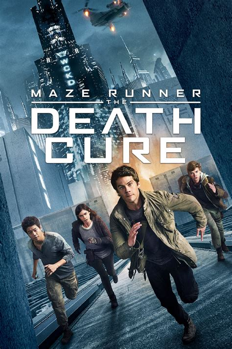 Maze Runner: The Death Cure - Movie info and showtimes in