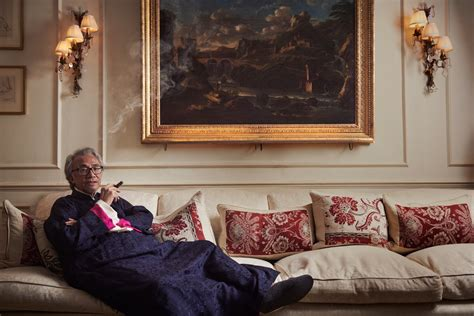 Sir David Tang: meet London's best-connected man who is