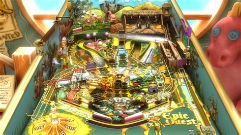 Download Pinball FX2: Epic Quest Table Full PC Game