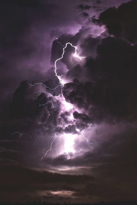 Nature in 2020 | Lightning photography, Sky aesthetic