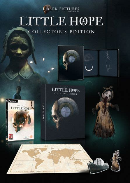 THE DARK PICTURES: LITTLE HOPE - Collector's Edition [PC