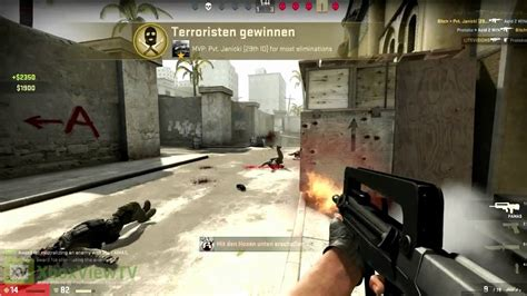 Counter-Strike: Global Offensive - First BETA Gameplay