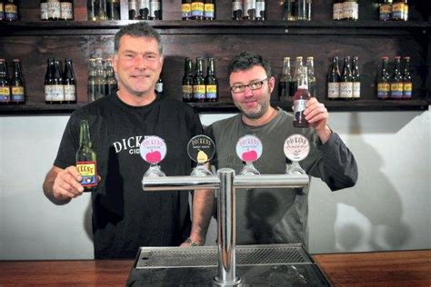 New bar aims to push Dickens Cider | The Examiner