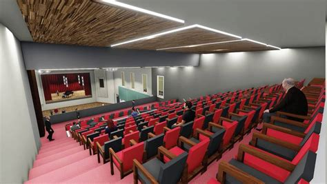 Plans unveiled for Civic Hall | Photos | The Courier