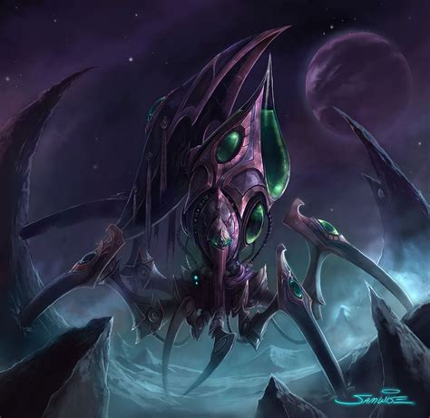 30 Cool StarCraft 2 Wallpaper And Background – The Design Work