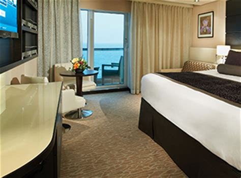 Norwegian Getaway The Haven Aft-Facing Penthouse with