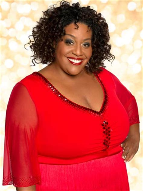 Strictly's Alison Hammond fears her boobs are too BIG for