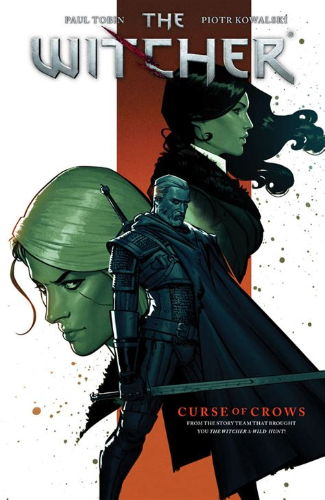 The Witcher Volume 3: Curse of Crows TPB :: Profile