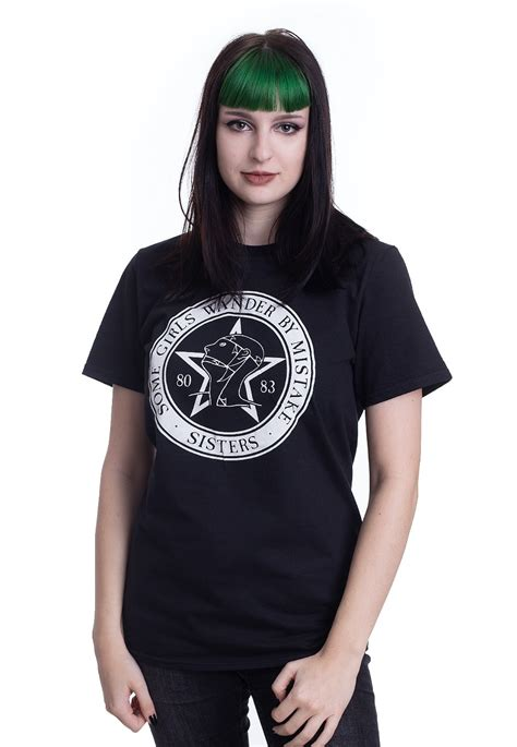 Sisters Of Mercy - Official Merchandise - Impericon