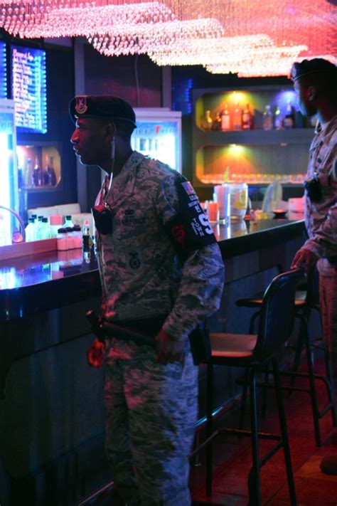 Juicy bars: Air Force puts squeeze on businesses linked to
