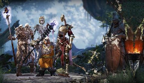 Divinity: Original Sin 2 unveils one heck of an undead