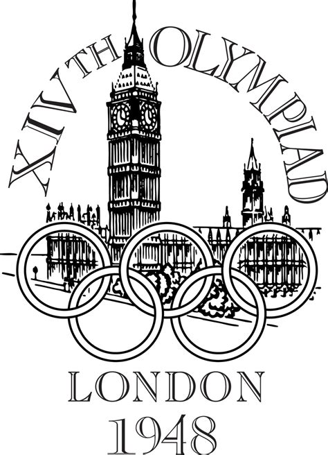 The 'Best And Worst' Olympics Logo Designs From The 1920s