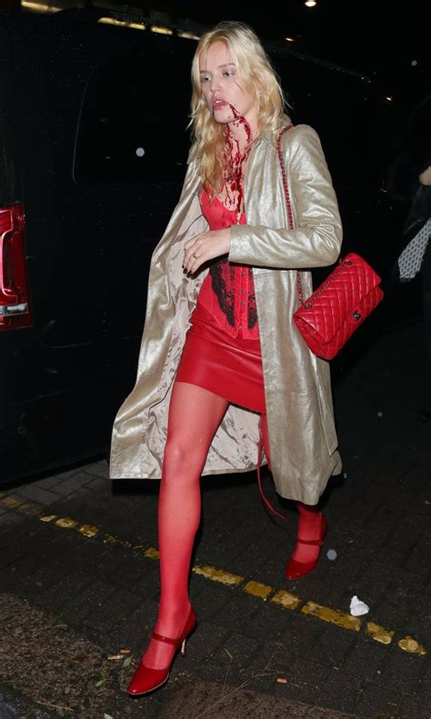 Mick Jagger wins at Halloween after going incognito as