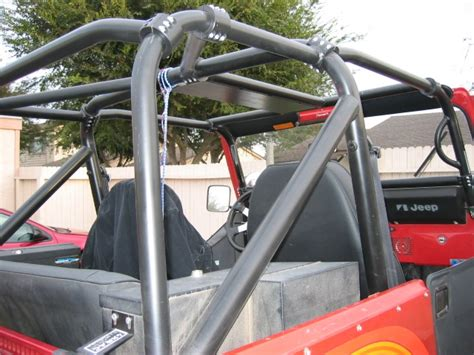 Rock Hard 4x4™ Bolt-In Ultimate Sport Cage Jeep for CJ7