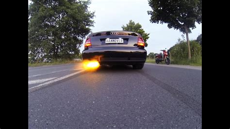 Hannover Hardcore RS4 Limo 0-100 Kmh 2,8s Launch Control