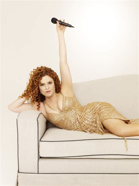Is there anything Bernadette Peters hasn't done
