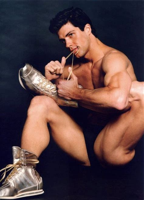 Roberto Bolle: An Athlete in Tights by Bruce Weber: elisa
