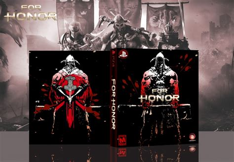 For Honor Vikings PlayStation 4 Box Art Cover by Archangel00