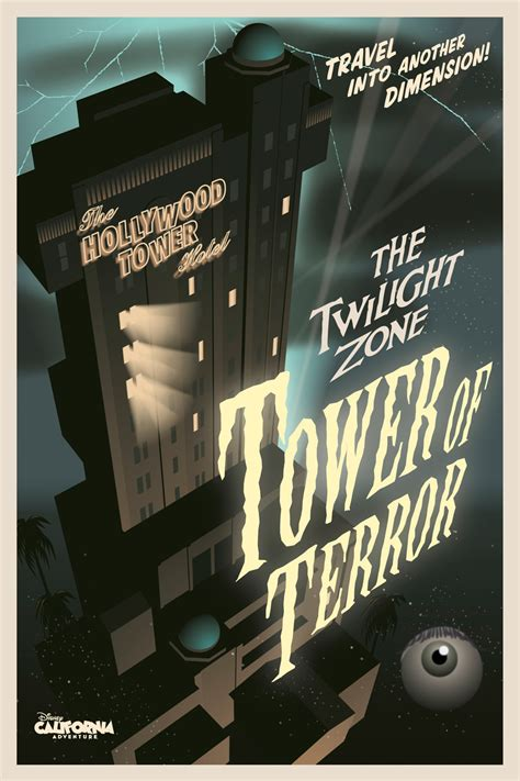 New DCA Attraction Posters! – Remain Seated, Please