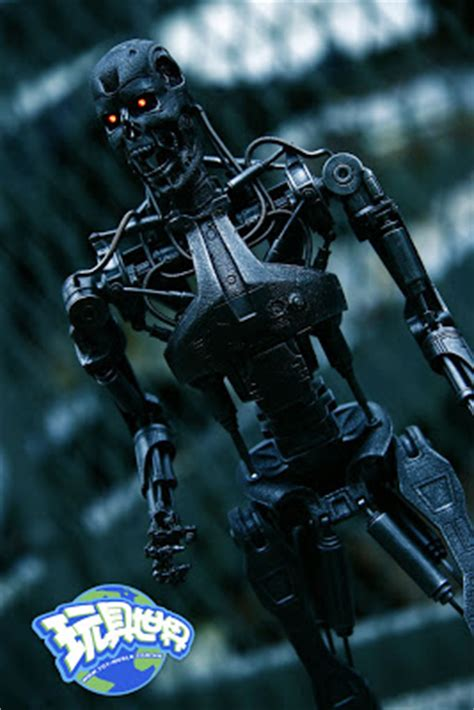 toyhaven: T for two? Hot Toys T-600 and T-700