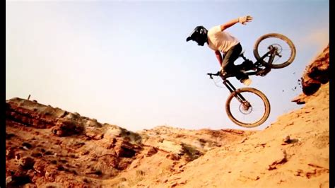Ultimate Downhill MTB Competition - Red Bull Rampage 2012