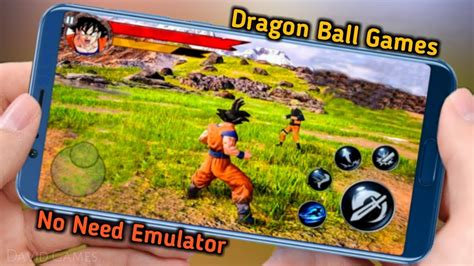 Dragon Ball Z Games Download For Android Mobile - renewventure