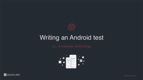 Improving Android app testing with Appium and Sauce Labs