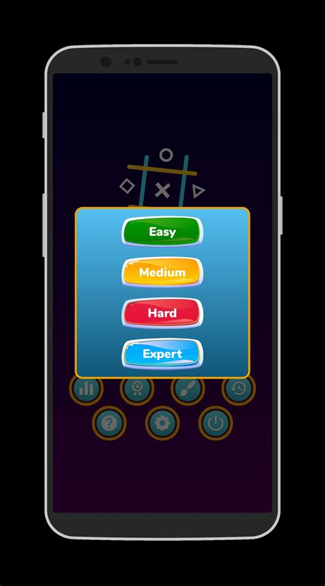 Tic Tac Toe - Android Game Template by Progressiotechnolab