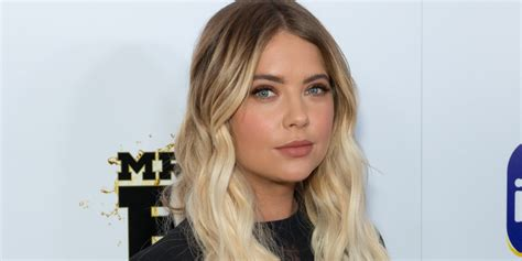 Ashley Benson thinks plastic surgery trends have gone too far