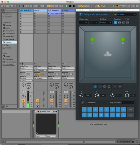 How do I set up a mix in Ableton? : Music