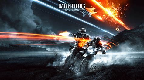 Battlefield 3 End Game Wallpapers   HD Wallpapers   ID #12225