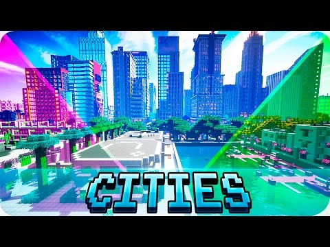 Minecraft Huge Imperial City Update 10 + map download