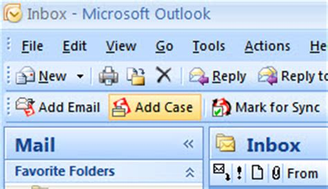 A New Connect for Outlook Feature For Service Cloud Users