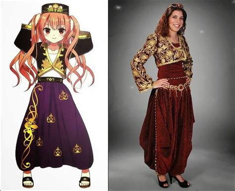 Traditional Clothes of Turkey   Anime   Pinterest